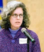 Wisconsin Women's Network, Nora Cusack